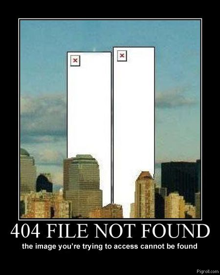9/11 File Not Found
