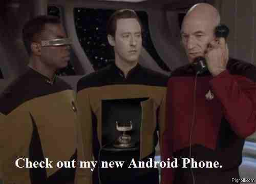 Check out my new Android Phone