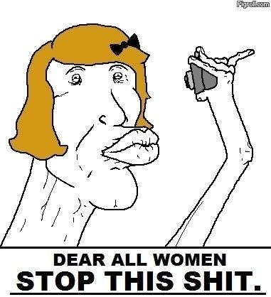Dear all women