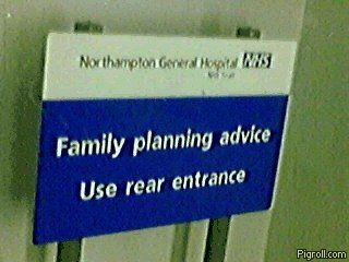 Family planning advice