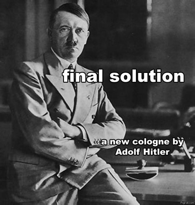Final solution cologne