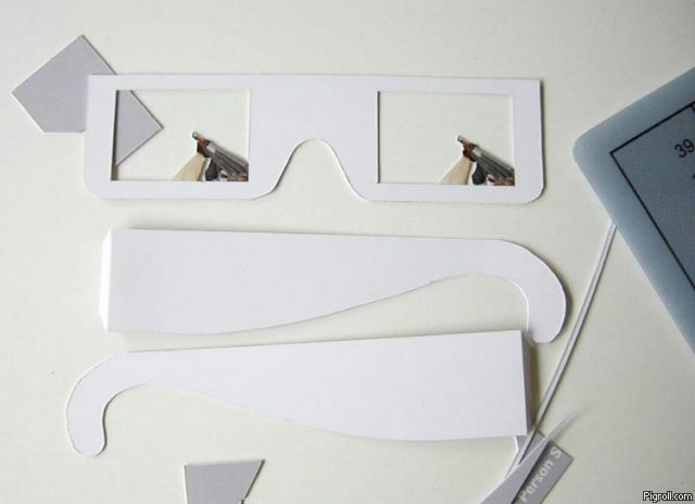 FPS glasses