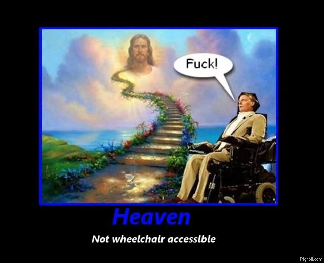 Christopher Reeve in heaven
