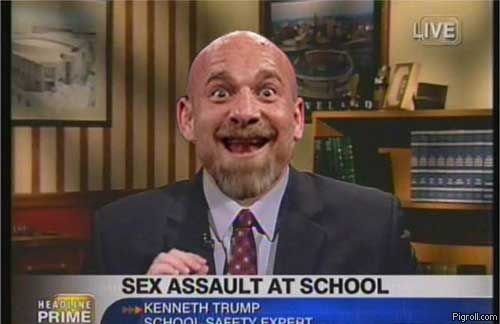 Sex assault at school