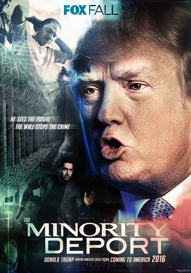 Donald Trump's Minority Deport