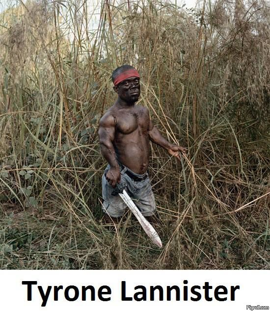 Tyrone Lannister