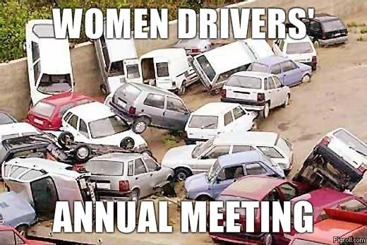 Women drivers' annual meeting