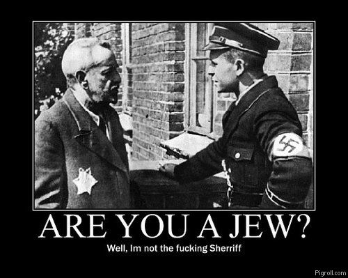 Are you a Jew?