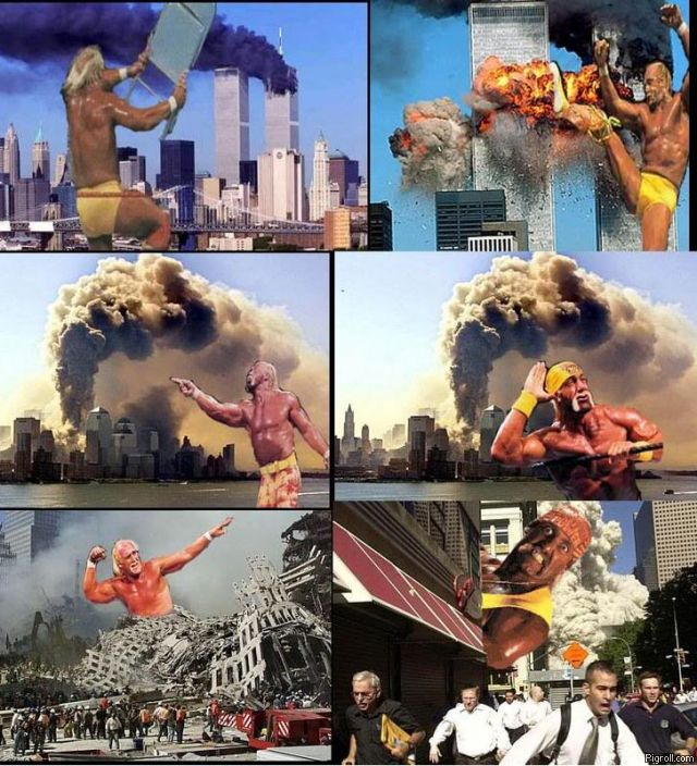Hulk Hogan vs WTC